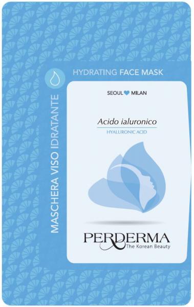 Hydrierende Gesichtsmaske