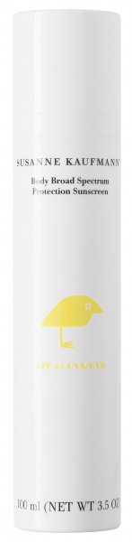 Body Broad Spectrum Protection Sunscreen, SPF 25