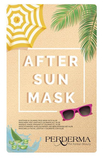 After Sun Mask