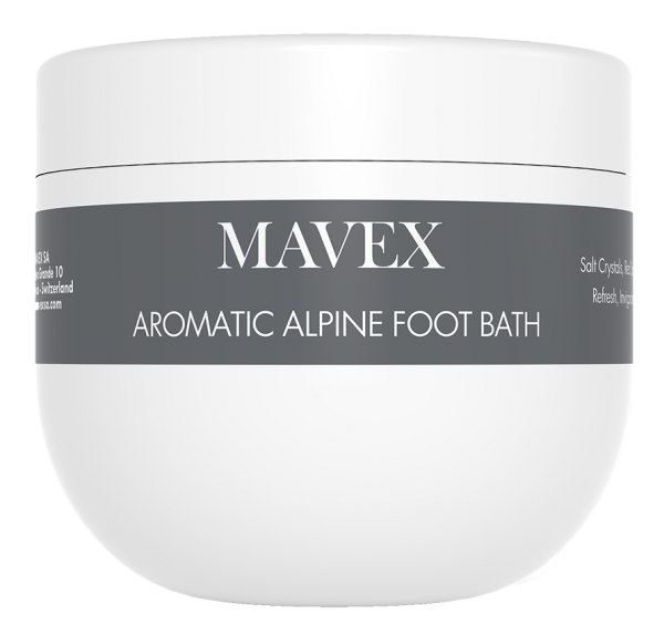 Aromatic Alpine Foot Bath