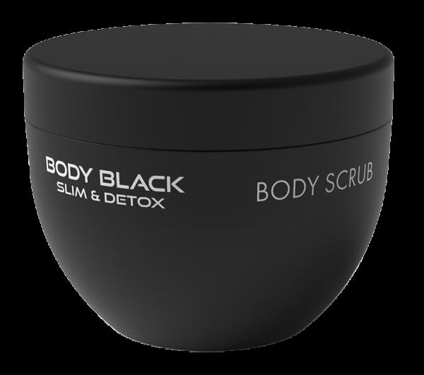 Body Black Scrub