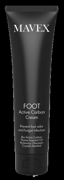 Foot Active Carbon Cream