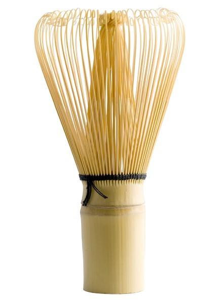 Matcha-Bambusbesen