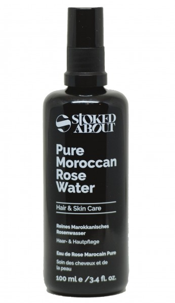 Pure Moroccan Rose Water